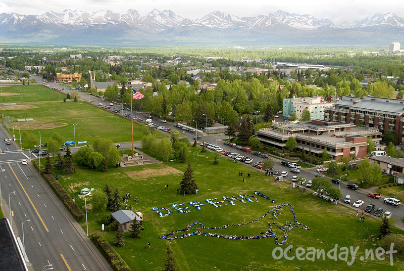 Ocean Day - Anchorage